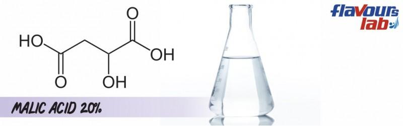 Malic Acid 20% - 10ml