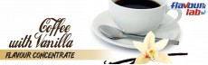 Coffee with Vanilla Flavour Concentrate